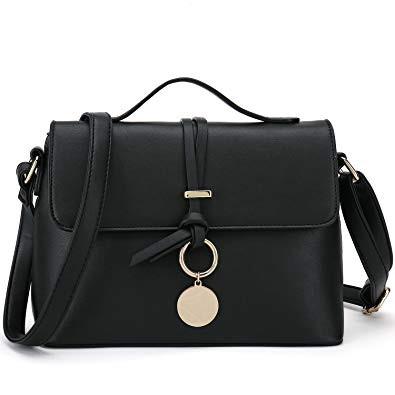 حقيبة كروس سوداء