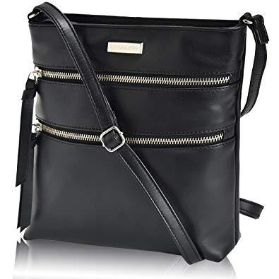 حقيبة سوداء كروس