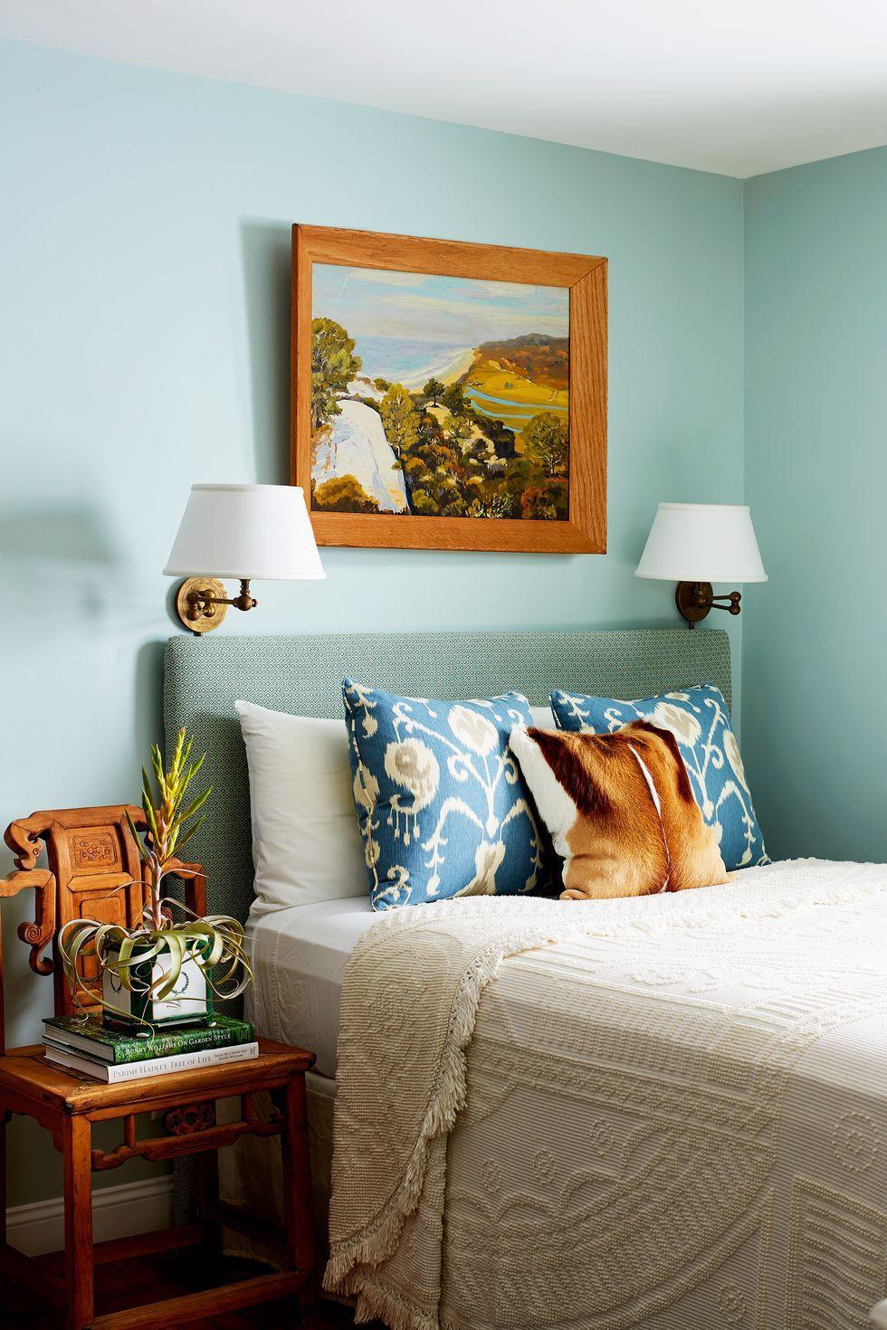 أفضل ألوان غرف النوم - فيوزي