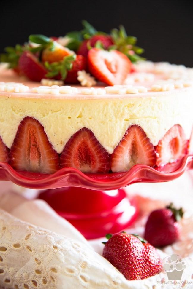 أنواع الكيك الفرنسي