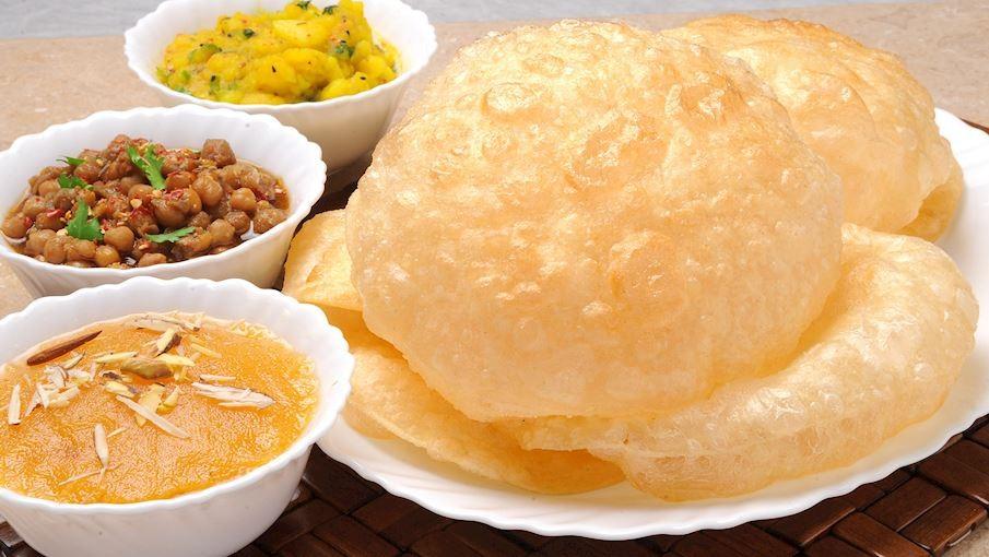 7 أكلات باكستانية مشهورة-حلاوة بوري