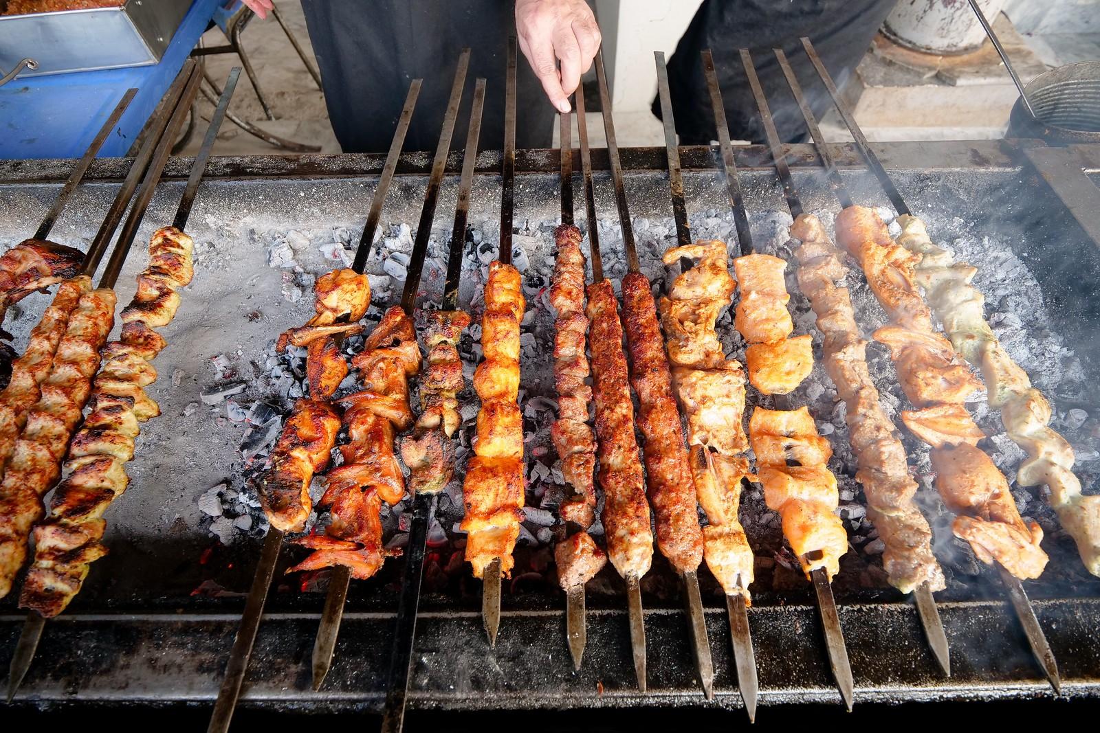7 أكلات باكستانية مشهورة-كباب تكا