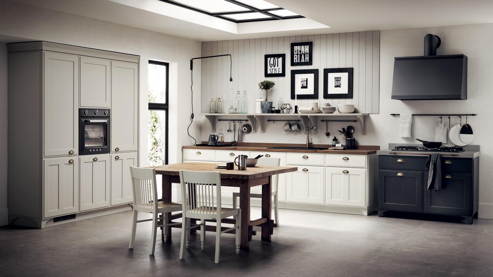 ديكورات مطابخ إيطاليه-وحدات المطبخ
