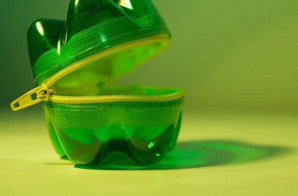 7 أفكار بسيطة لإعادة استخدام الزجاجات الفارغة-مقلمة