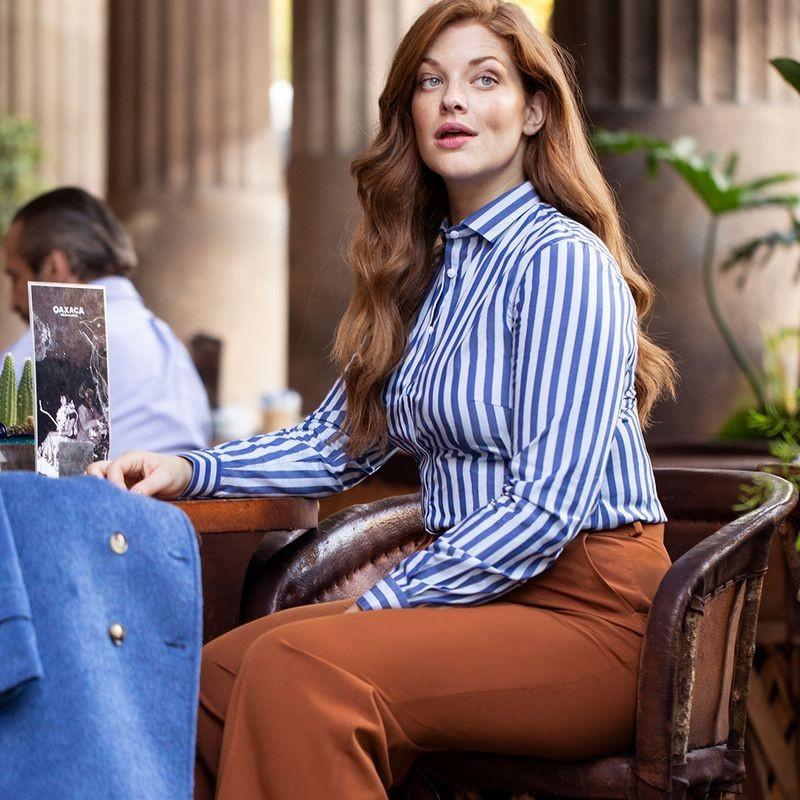 أشكال ملابس العمل-سمي فورمال
