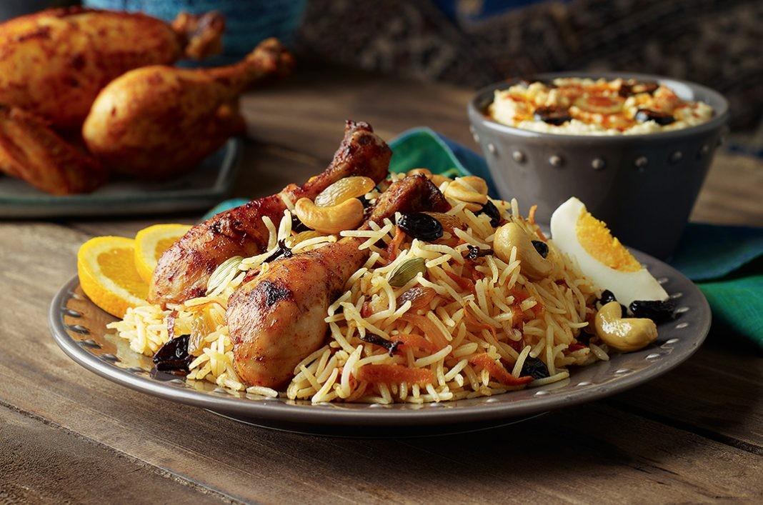 أكلات رمضانية بالصور والمقادير - طريقة عمل الكبسة