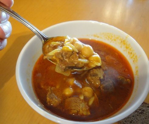 كيف اتعلم الطبخ الليبي - طريقة عمل الشربة الليبية