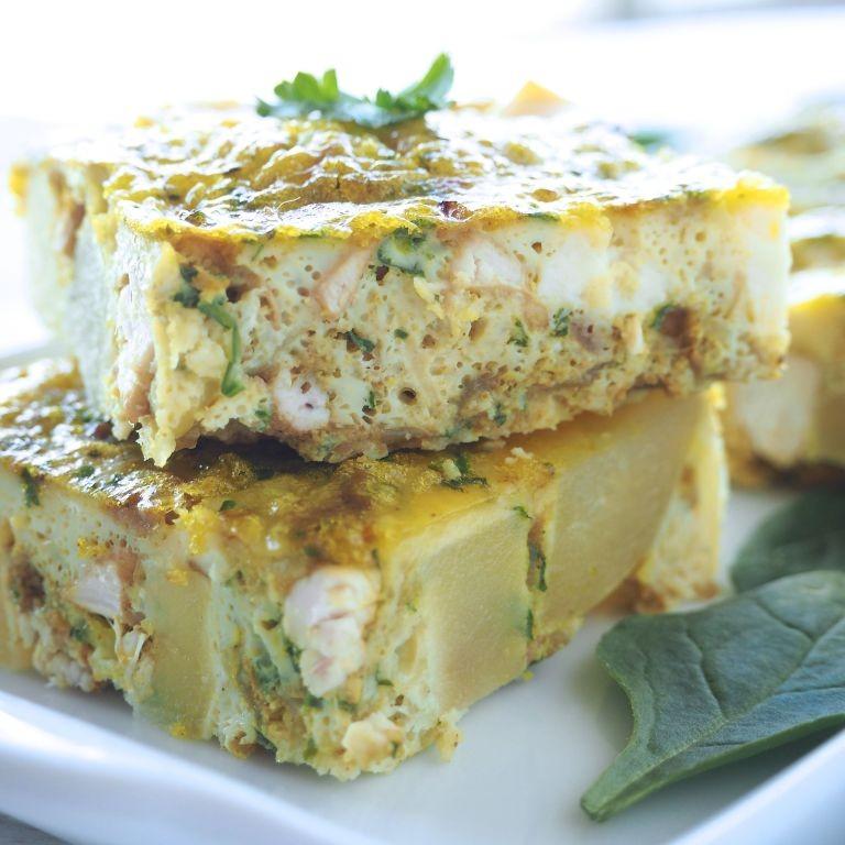 أكلات رمضانية تونسية - طريقة عمل طاجين الدجاج التونسي