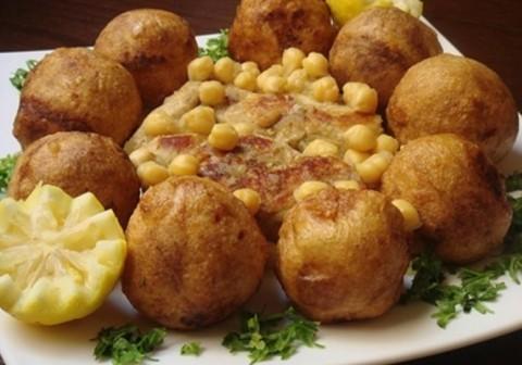 أكلات رمضانية جزائرية - طريقة عمل طاجين السفيرية الجزائرية
