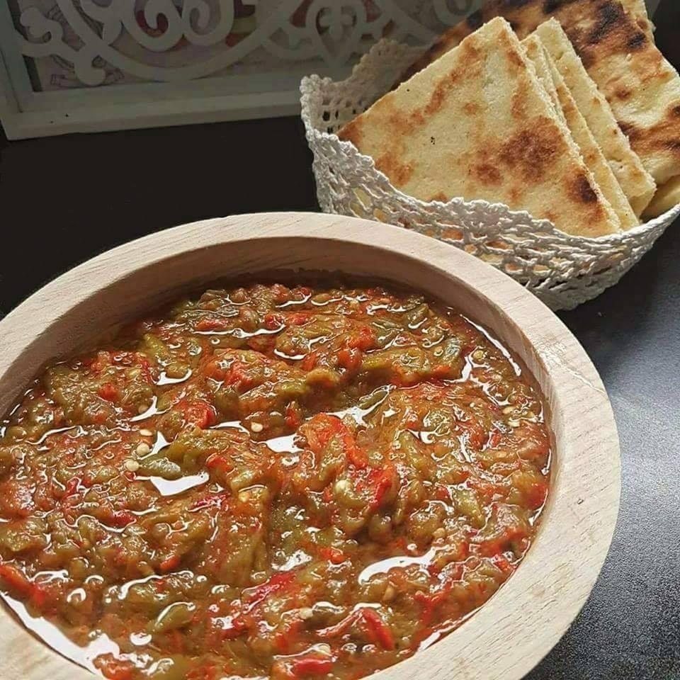 أكلات رمضانية جزائرية - طريقة عمل سلطة الحميس
