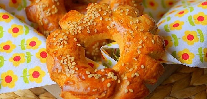 حلويات العيد الجزائرية - طريقة عمل كعك العيد الجزائري