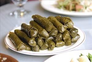 أكلات شامية - طريقة عمل اليبرق السوري