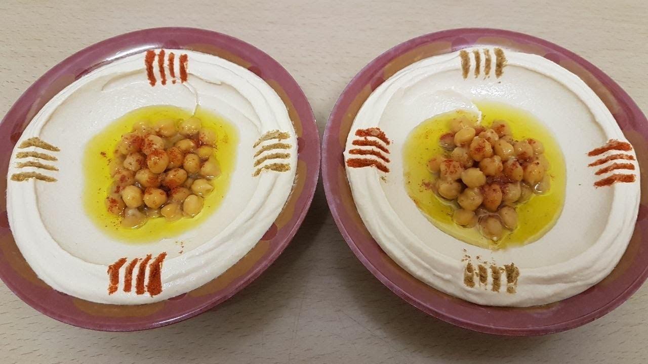 أكلات شامية - طريقة عمل المسبحة السورية