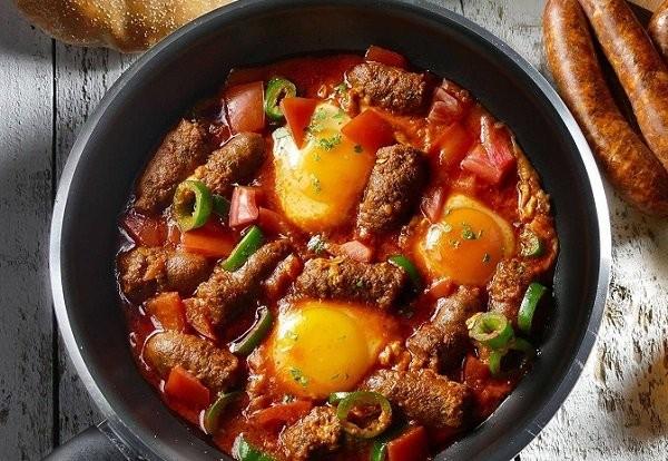 أكلات تونسية سريعة وسهلة - طريقة عمل عجة تونسية بالمرقاز