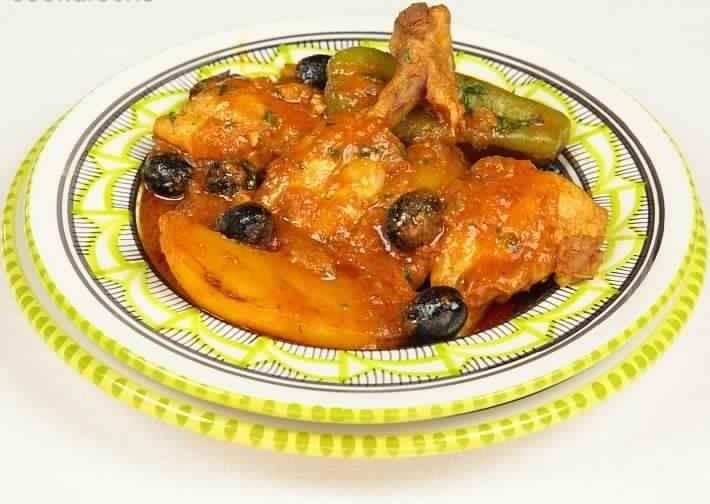 أكلات تونسية سريعة وسهلة - طريقة عمل مرقة البطاطا التونسية