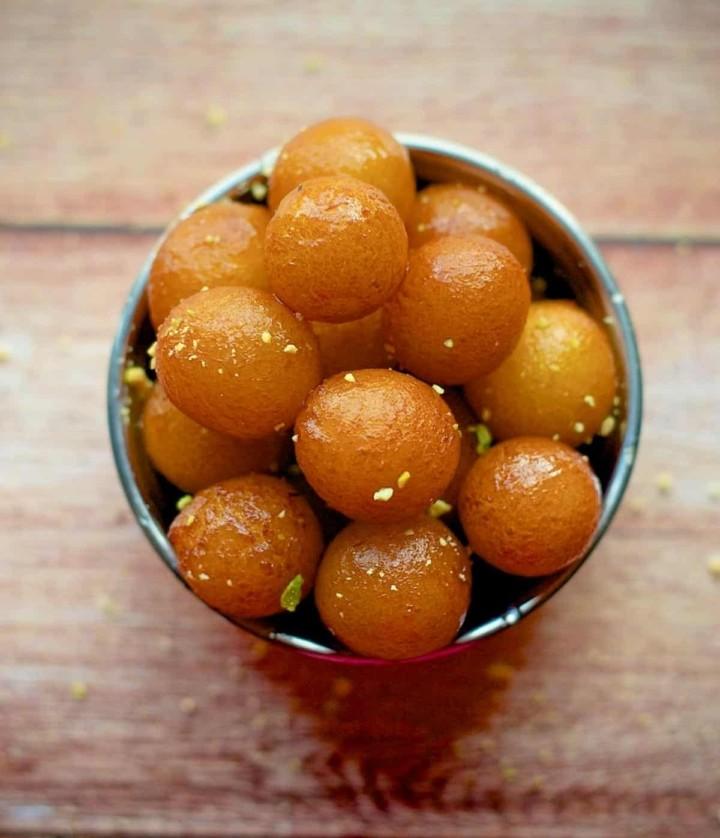 أشهر الأكلات الهندية - طريقة عمل حلوى جولاب جامون