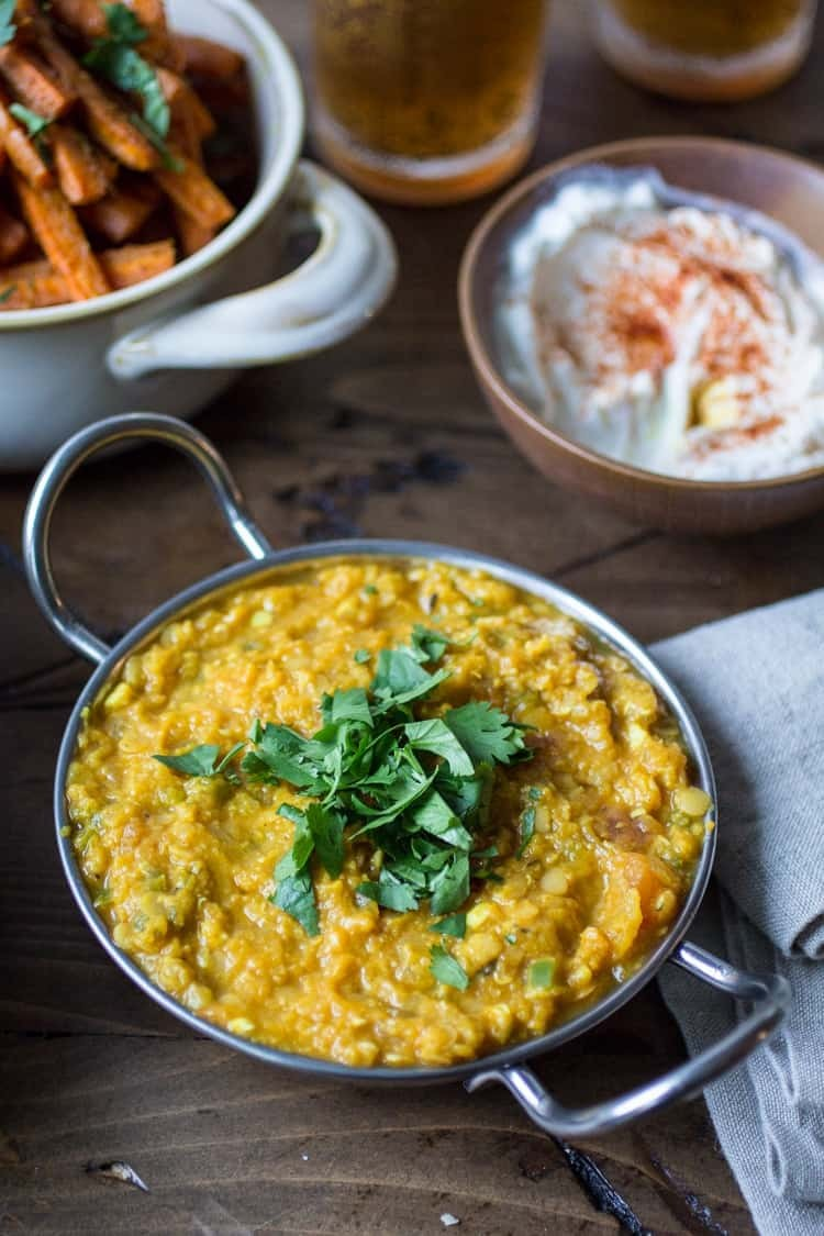 أشهر الأكلات الهندية - طريقة عمل عدس الدال الهندي