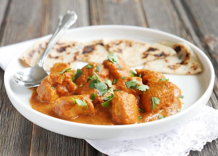 أشهر الأكلات الهندية - طريقة عمل دجاج تكا ماسالا