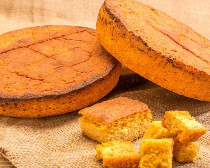 أنواع الخبز التركي بالصور - طريقة عمل خبز الذرة التركي