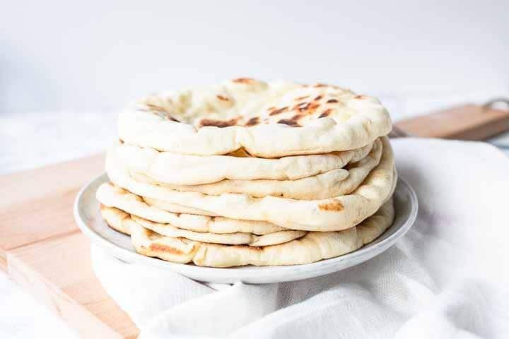 أنواع الخبز التركي بالصور - طريقة عمل خبز البازلاما التركي