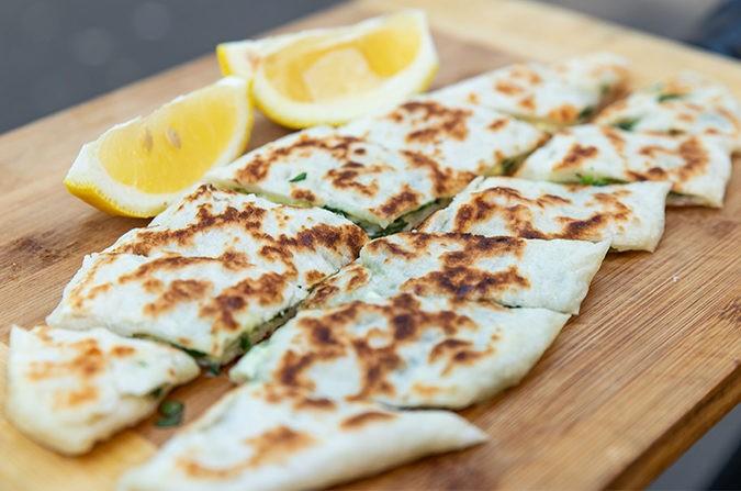 أنواع الخبز التركي بالصور - طريقة عمل خبز الجوزليمي التركي