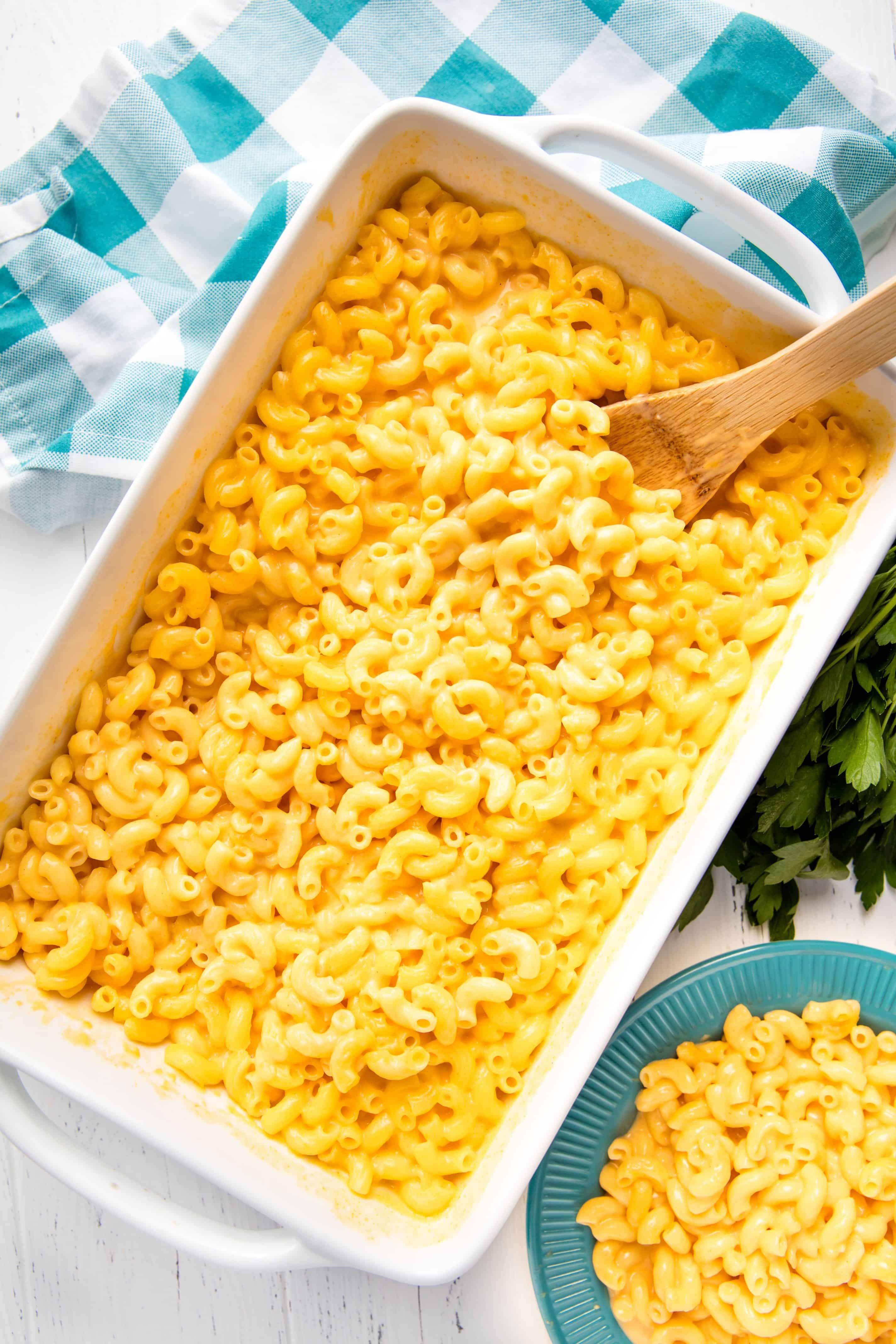 وصفات بالجبن الشيدر - طريقة عمل المكرونة بالشيدر