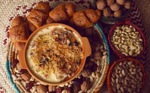 حلويات عربية - طريقة عمل أم علي