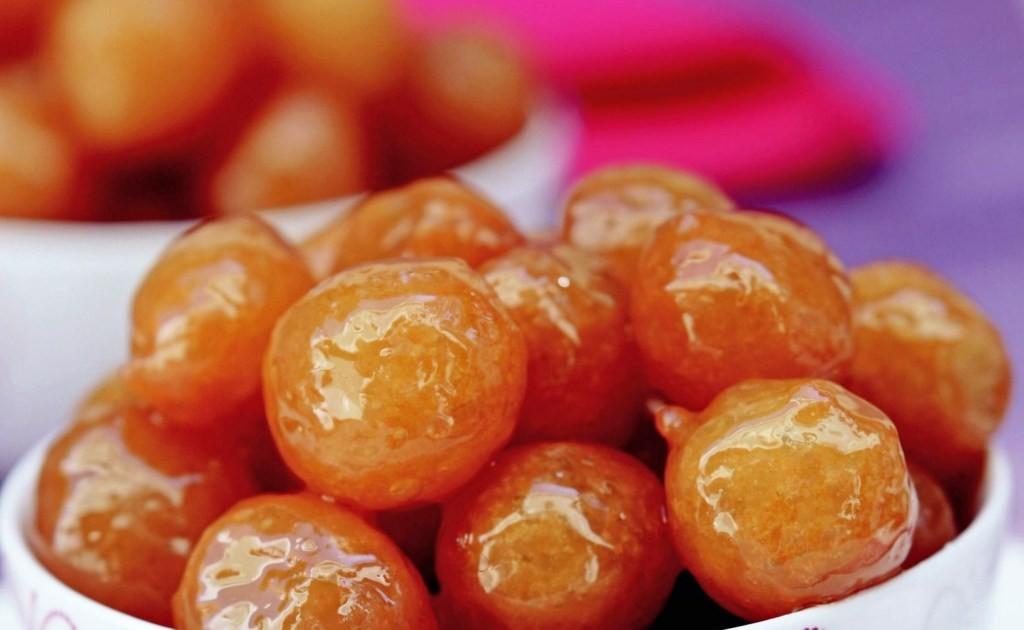 حلويات عربية - طريقة عمل لقمة القاضي