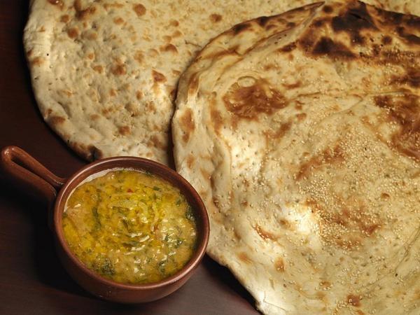 أكلات شعبية سعودية للفطور - طريقة عمل خبز التميس السعودي