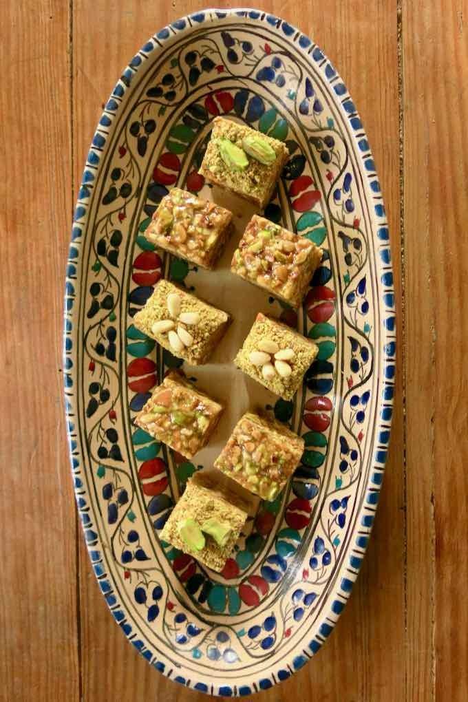 حلويات تونسية سهلة - طريقة عمل حلوى البجاوية التونسية