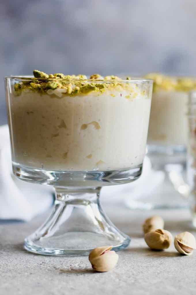 حلويات تونسية سهلة - طريقة عمل المحلبية التونسية
