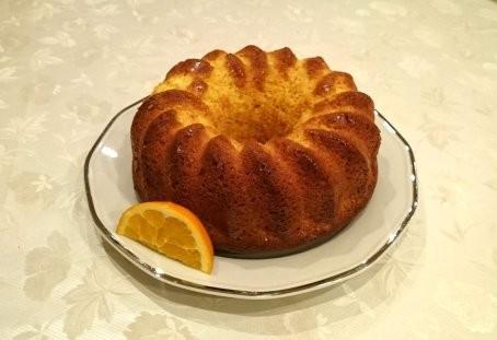 أنواع الكيكات المغربية - طريقة عمل كيكة المسكوتة بالبرتقال
