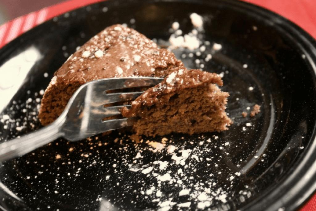 أنواع الكيكات المغربية - طريقة عمل كيك الدانيت والقهوة المغربية
