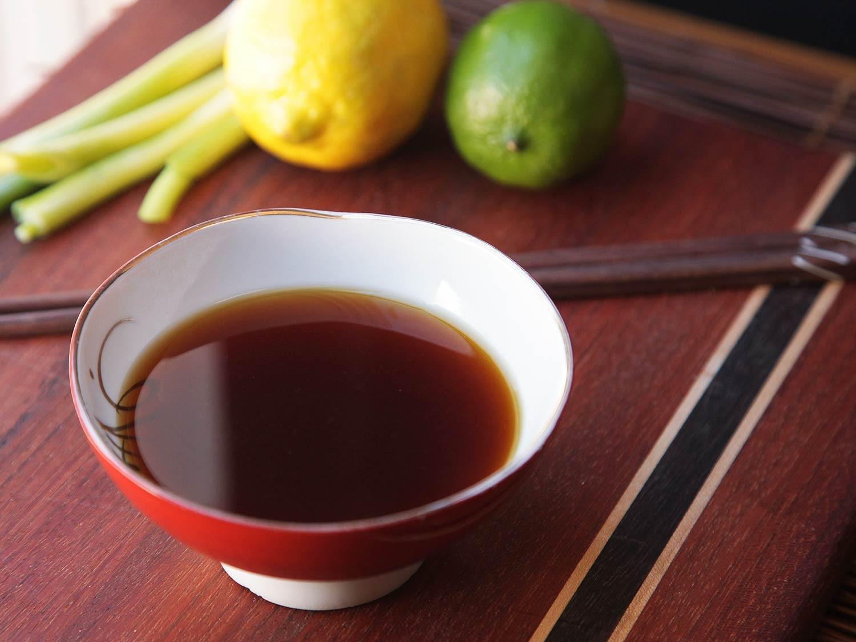 أنواع صوص السوشي - طريقة عمل بونزو صوص