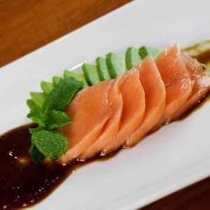 أنواع السوشي - طريقة عمل السوشي الساشيمي