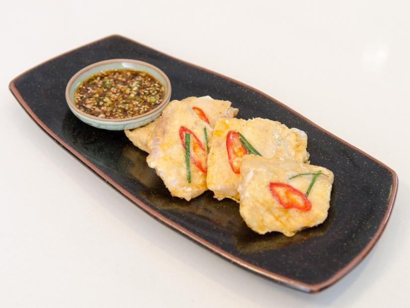 أكلات كورية سهلة التحضير - طريقة عمل السمك المقلي الكوري