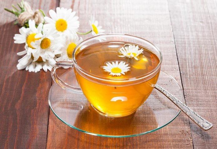 وصفات لعلاج المغص - طريقة عمل شاي البابونج