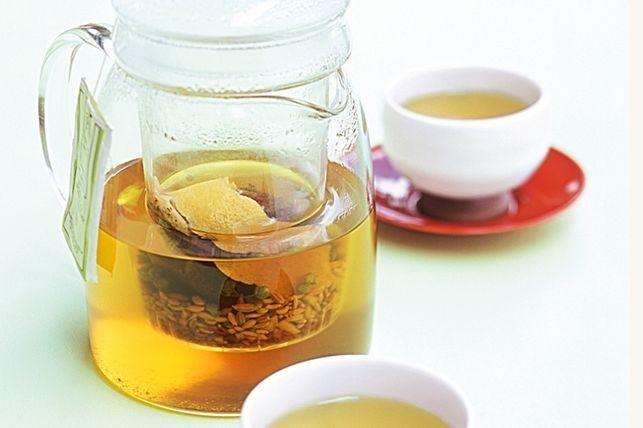 وصفات لعلاج المغص - طريقة عمل شاي الشبت والكراوية والشمر