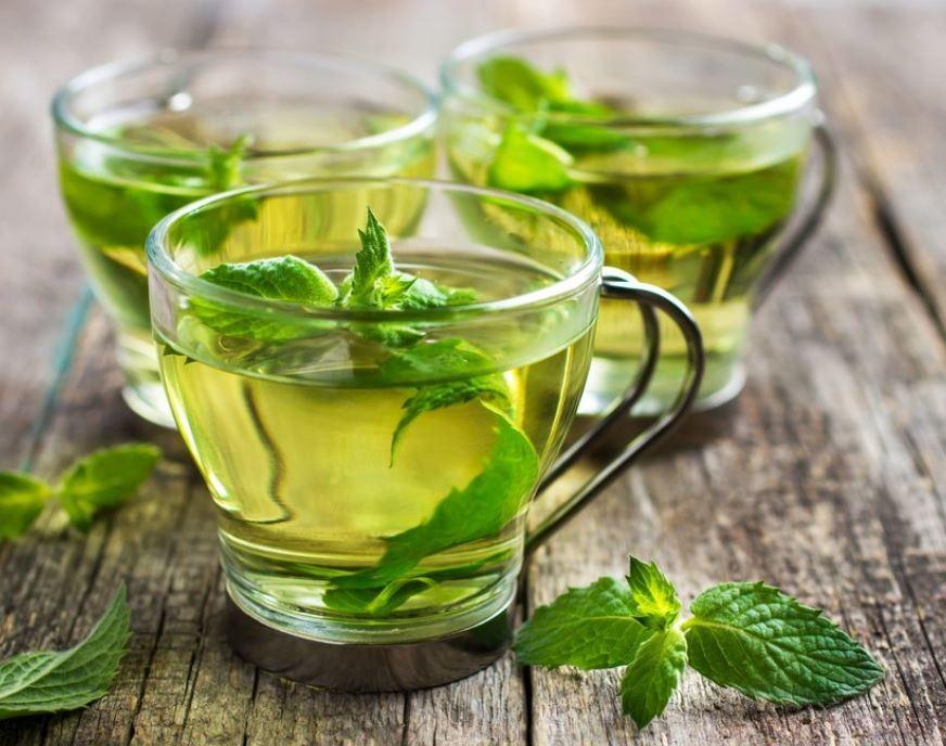 وصفات لعلاج المغص - طريقة عمل شاي النعناع