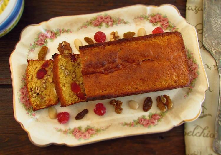 وصفات من المطبخ الأوروبي - طريقة عمل الكيك الإنجليزي
