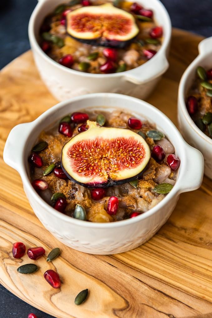 وصفات غريبة من المطبخ التركي - طريقة عمل حلوى العاشوراء التركية