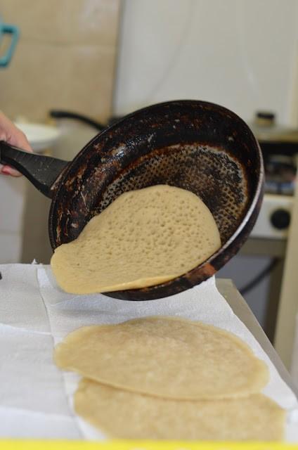 وصفات طبخ يمنية - طريقة عمل اللحوح اليمني