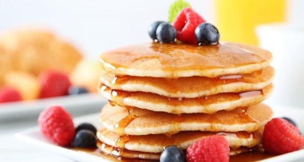 طبخات أمريكية - طريقة عمل البان كيك الأمريكي