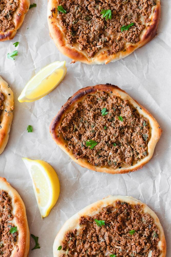 أكلات بدبس الرمان - طريقة عمل صفيحة لحم بدبس الرمان