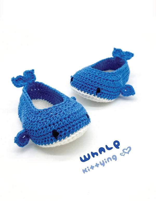 عمل أحذية أطفال بالكروشيه - أحذية كروشيه بأشكال حيوانات _ 1