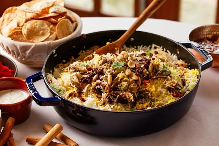 وصفات للأرز - طريقة عمل الأرز البرياني الباكستاني