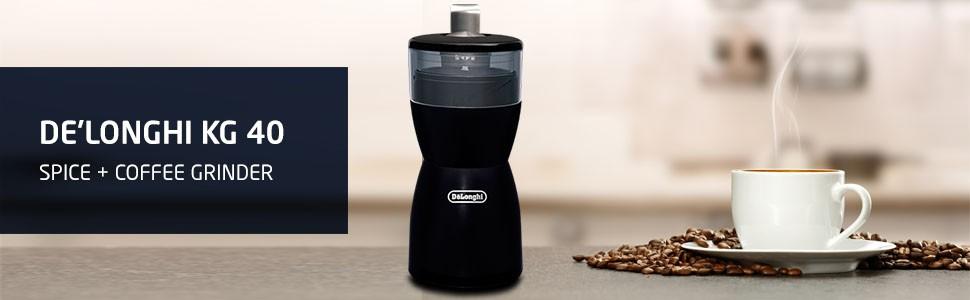 مطحنة القهوة - مطحنة القهوة ديلونجي