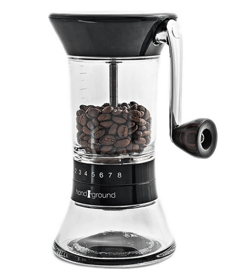 مطحنة القهوة - مطحنة القهوة اليدوية