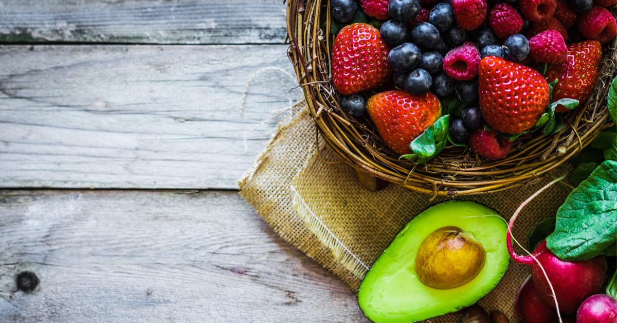 طرق تعطير الجسم - تناول الطعام الصحي