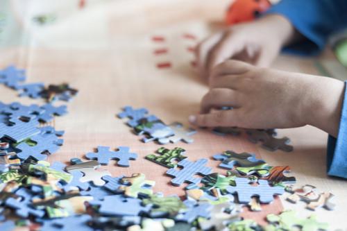 ألعاب أطفال 5 سنوات - لعبة البازل